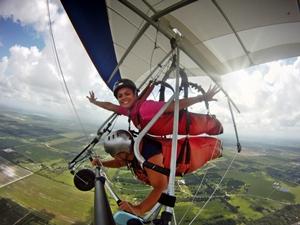 Florida Ridge Hang Gliding :: Tandem Flights
